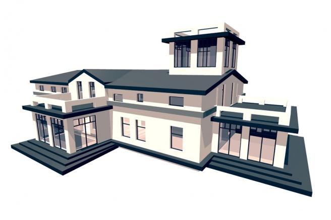 Sanierung Guthaus