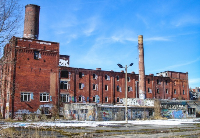 Sanierung Malzfabrik