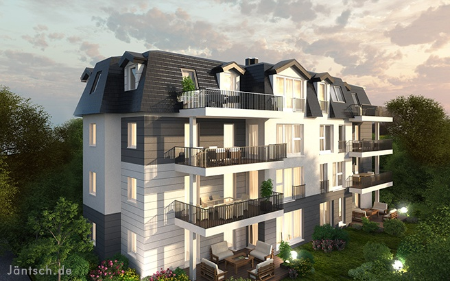 Quartier Rostock Mooskuhle
