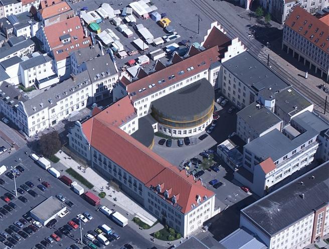 Alte Post in Rostock