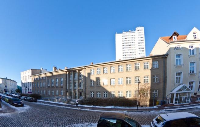 Mehrfamiliengebäude