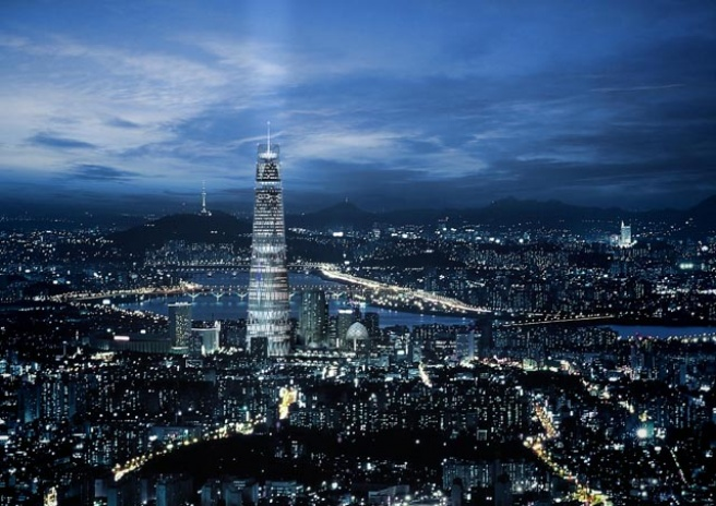 World Tower in Seoul